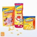 Gerber Graduates items as low as $.49 each after coupon at Target!