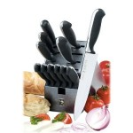 J.A. Henckels International Fine Edge Synergy 13-Piece Knife Block Set for $42.28 shipped (80% off)
