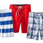 Merona Men's Swimwear:  $10 each shipped!