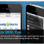 "Get $3 when you sign up for Swagbucks during November's ""Three for Fall"""