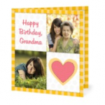 TREAT Flash Sale:  FREE Birthday photo card PLUS $.99 for additional cards!