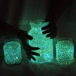Kids Crafts: Glow Jars