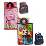 Kids' Backpack with Lunchpack and Nap Mat Value Bundle for $20.74 shipped!