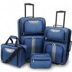 Traveler's Choice 4-Piece Lightweight Journey Travel Collection for $54.98 shipped!