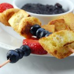 Cooking With Kids Thursday: French Toast Kebabs