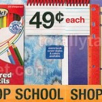 FREEBIE ALERT:  FREE School supplies at Target!