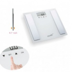 Ultra Slim Body Fat Hydration Monitor Scale for $14.99 (regularly $49.99)
