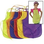 Children's Artist Aprons (12 pack) for $9.27