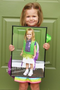 First Day of School Picture Ideas