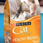 FREE Purina Cat Chow Healthy Weight Formula Cat Food!
