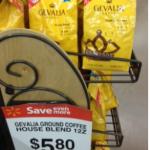 Gevalia Coffee as low as $2.90 per bag at Walmart!