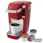 KEURIG Mini Coffee Brewer for $71.99 + $10 in Kohl's cash!