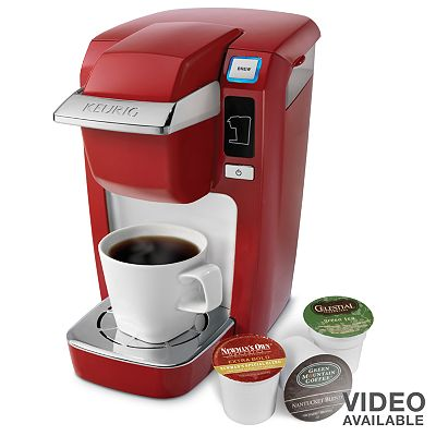 KEURIG Mini Coffee Brewer for USD 71.99 + USD 10 in Kohl s cash!