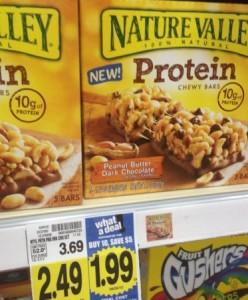 Nature valley protein bars coupons