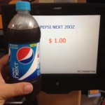 Pepsi NEXT $.50 each after coupon!
