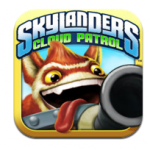 Skylanders Cloud Patrol App FREE for iPad or iPhone!