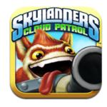 Skylanders Cloud Patrol App FREE for iPad or iPhone!