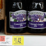 Smucker's Jelly only $.67 after coupon at Walmart!