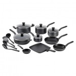 T-FAL Non-stick 18 piece Cook Set for $60 shipped (40% off)
