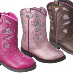 Toddler Girl's Cherokee® Deloria Boots only $16 shipped! (regularly $24.99)