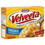 Velveeta Shells & Cheese under $1 with new printable coupon!