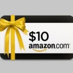 GIVEAWAY:  $10 Amazon gift card!