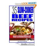 35 Slow Cooker Beef Recipes FREE for Kindle!