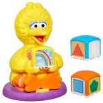 Sesame Street – Big Bird Learn & Color Shape Blocks for just $9.00!