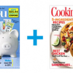 All You and Cooking Light Magazines for $25!