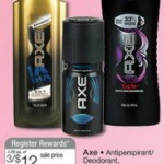 Axe Shower Gel for just $1.67 each after coupon!