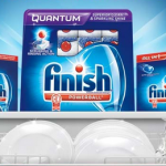 Finish Dishwasher Detergent FREE sample!