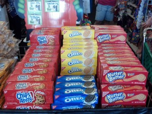 Free Nabisco Cookies at Dollar Tree