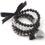 Charm Bangle Bracelets for as low as $1.26 shipped!