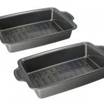 Housewares Deals:  2 Roshco Rectangular Roasting Pans for $19! ($42 value)