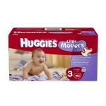 Huggies Diapers as low as $.14 per diaper SHIPPED!