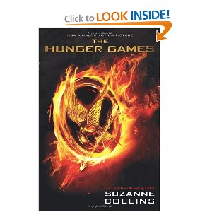 Hunger Games book on sale