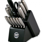Housewares Deals:  KitchenAid® 14 Piece Knife Block Set for $55 ($143 value)