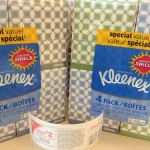 Kleenex Facial Tissue $.38 per box at Walgreens!