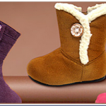 Little Angel Boots as low as $12.99!