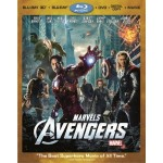 Marvel's The Avengers Four Disc Blu Ray/DVD/3D combo pack for $19.99!