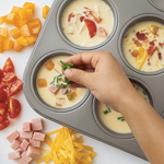 Cooking With Kids Thursday: Mini Frittatas