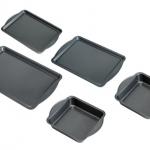 Housewares Deals: Pedrini® 5 Piece Nonstick Baking Set for $19! (regularly $40)