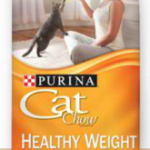 Two FREE Samples of Purina Cat Chow!