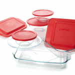 Pyrex 11 piece bake and store set for $19.99 (56% off)