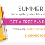 Shutterfly FREE 8X8 photo book offer!
