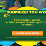 Subway Footlong Frenzy Instant Win Game: free Coke products and more!