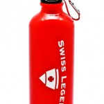 Swiss Legend Aluminum Water Bottle only $1.99 shipped after cash back!