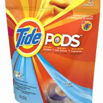 HURRY:  Tide Pods (14 ct) $1.99 after cash back!