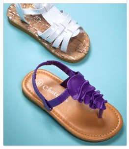Shoes That Grow With Children S Feet