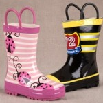 Kids rain boots only $8 shipped!